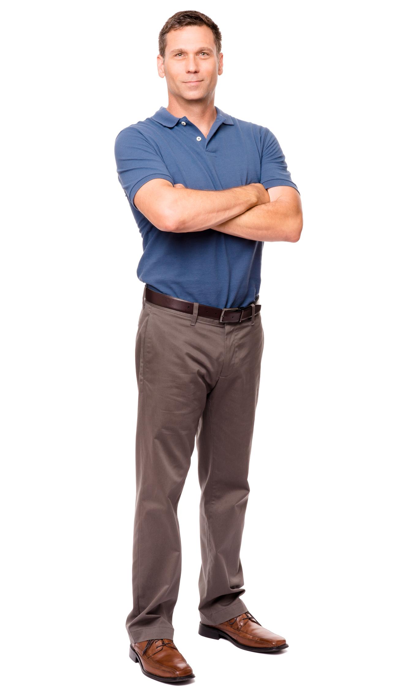 Няколко чифта панталони, които може да съчетавате с тениска или риза, когато не искате да сте елегантен, но трябва да имате по-сериозно излъчване.