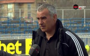 Треньорът на Ботев Враца: С тези грешки в защита започвам да се притеснявам
