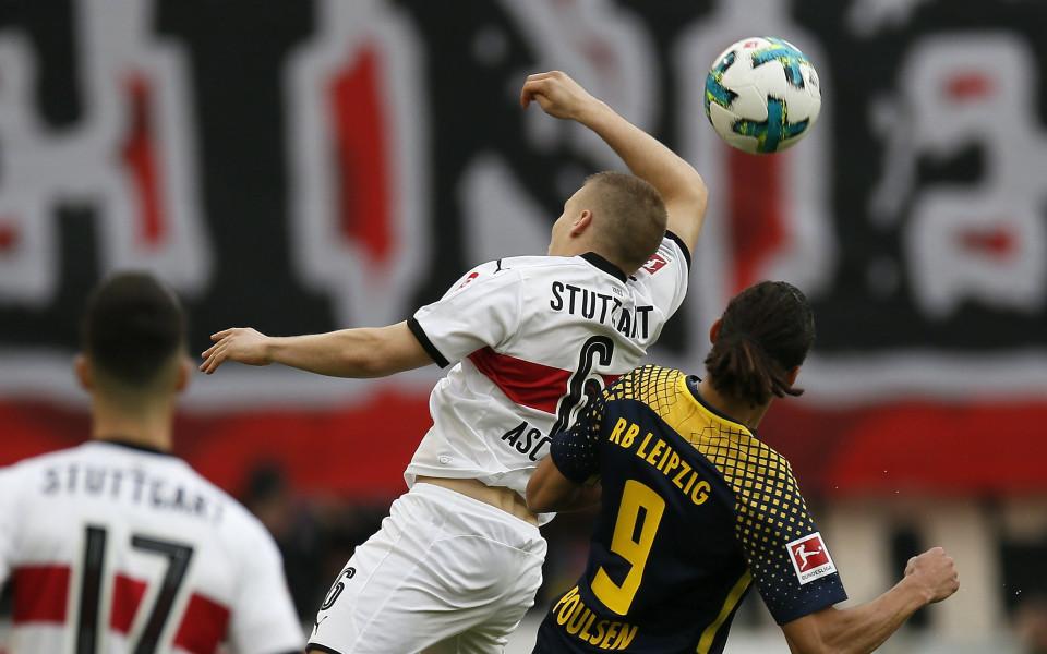 Лайпциг не успя да пребори отбора във форма Щутгарт
