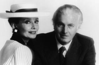 Юбер дьо Живанши и Одри Хепбърн