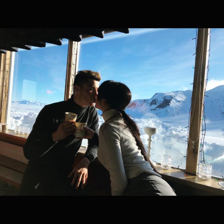 Кристиано Роналдо и Джорджина Родригес<strong> източник: instagram.com</strong>