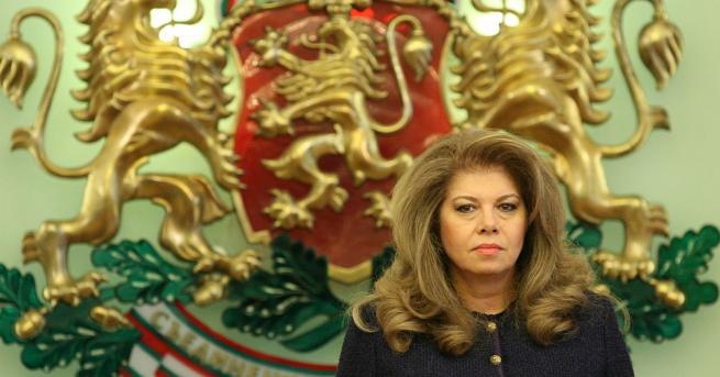 Вицепрезидентът Илияна Йотова коментира посещението на държавния глава Румен Радев