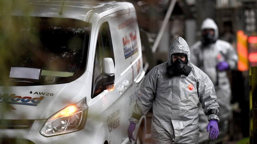 Заподозрените за атаката срещу Скрипал са избягали