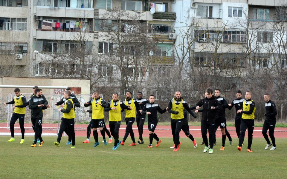 Черно море започна подготовка за Локо Пд