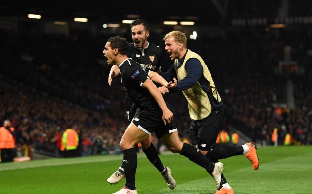 Севиля поднесе една от най-големите изненади на осминафиналната фаза на