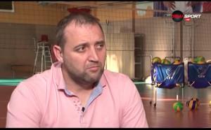 Новият национален селекционер на жените Иван Петков: Отборът има потенциал