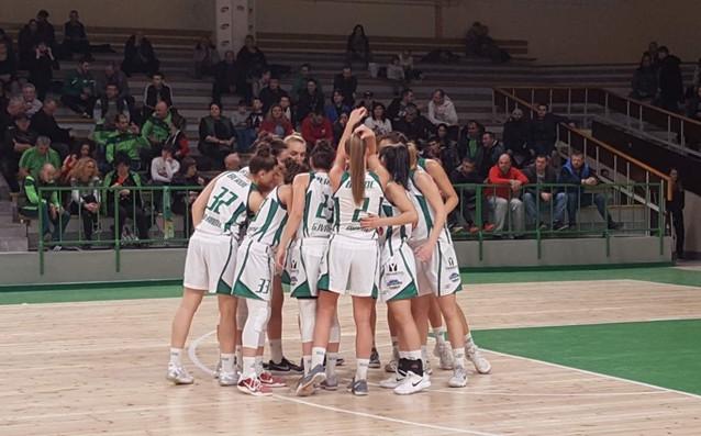 Женският баскетболен тим на Берое, както и отборът на Монтана