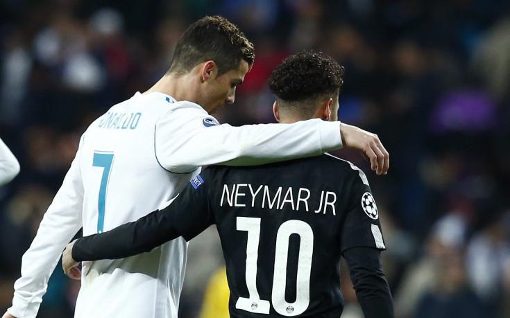 Неймар почнал задявката с Реал още докато бил в Барса