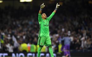 Кейлор Навас остава в Реал Мадрид