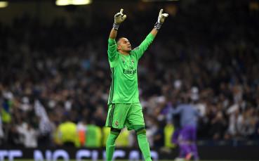 Лопетеги иска Кейлор Навас да остане в Реал Мадрид