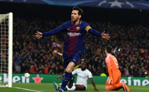 Синът на Моу тънко уязви Реал за сметка на Меси