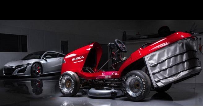 Honda произвежда всичко: автомобили, роботи, самолети, като има подразделение, занимаващо