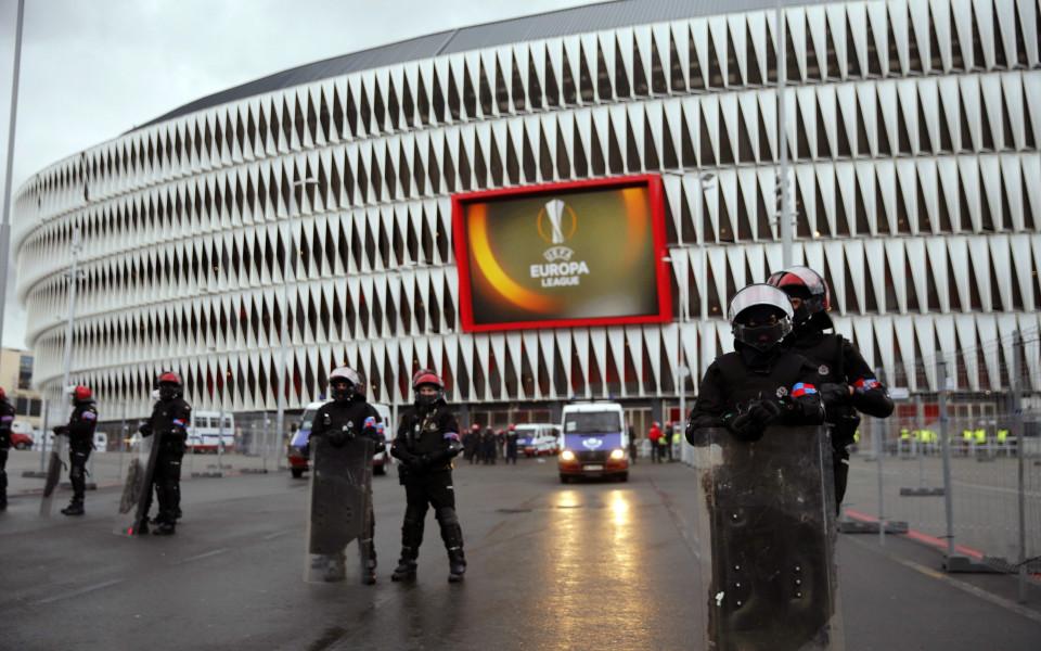 Марсилия довърши започнатото в Билбао, бетонира се в Топ 8