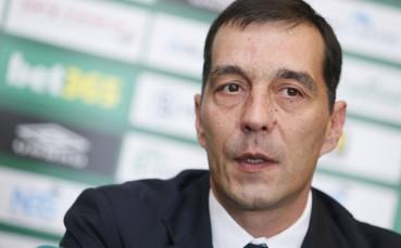 Петричев: Радвам се, че три отбора ще се борят за титлата