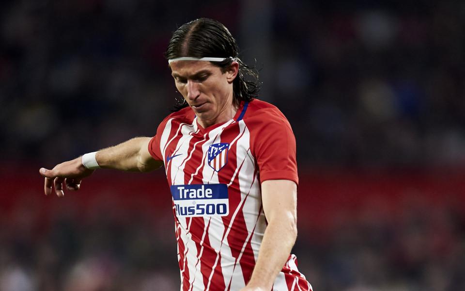Филипе Луис е помолил Атлетико да го пусне да си ходи