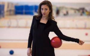 Катрин Тасева трета след първите два уреда в Киев