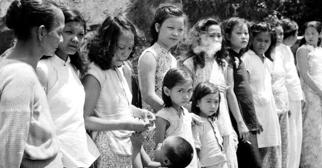 Ли Сун-Ок изпълнявала заръки на родителите си в градчето Бусан,