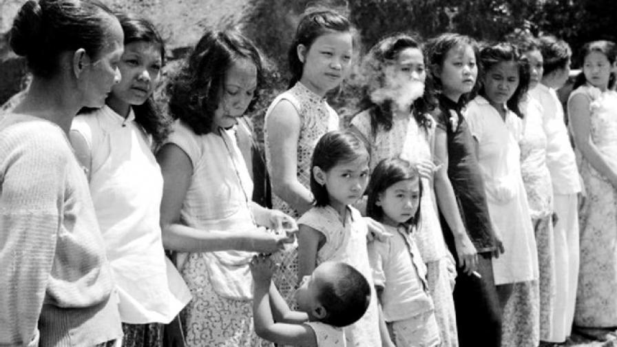 """1932: Как момичета насила се превръщат в """"жени за утеха"""""""