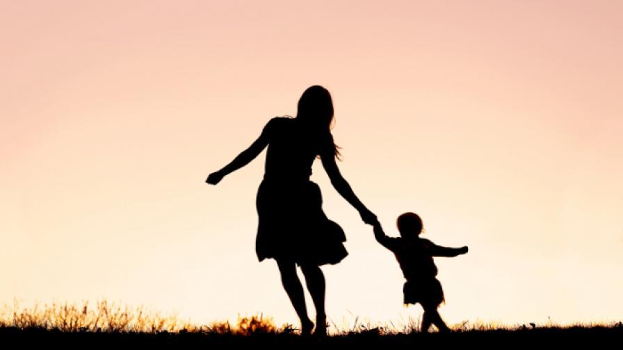 Не без дъщерите ми - една българка в битка за децата си