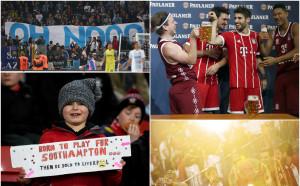 Когато футболът и хуморът вървят ръка за ръка