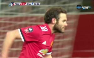 Манчестър Юнайтед - Брайтън 2:0 /репортаж/