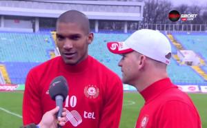 Каранга: Не се игра много футбол, за радост победихме