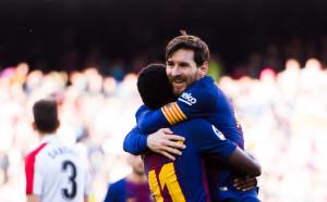 Барселона продължава без грешка по пътя към титлата