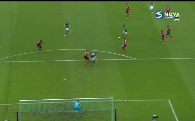 Отборът на Сент Етиен се наложи с 2:0 над Гингам