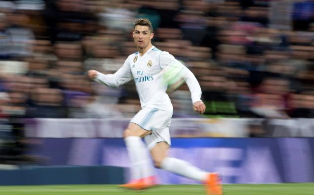 Нападателят на Реал Мадрид Кристиано Роналдо тръгна много здраво по