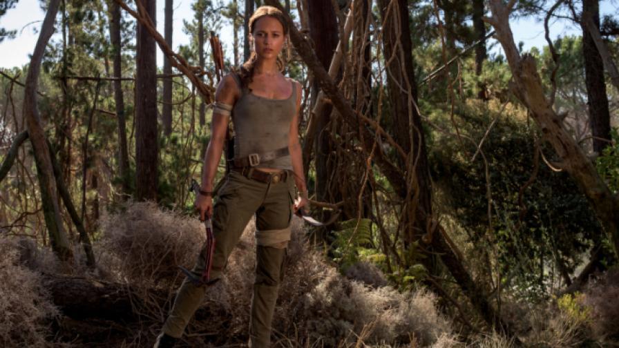 """""""Tomb Raider: Първа(та) мисия"""" е успешна"""