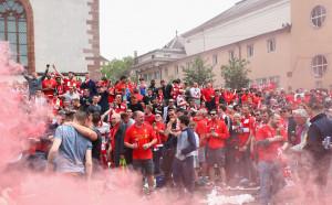 """В Италия чакат """"1000 хулигани"""" от Ливърпул"""
