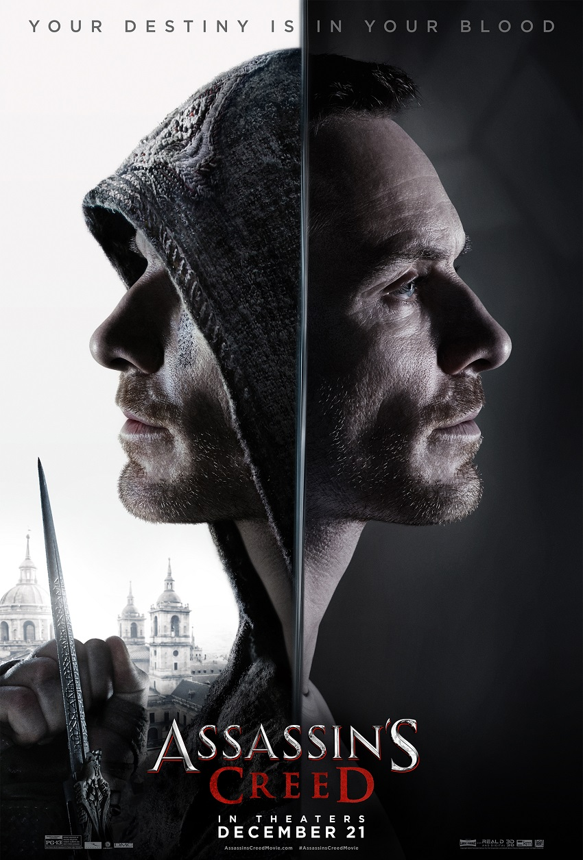 """Assassin's Creed – Номинираният за """"Оскар"""" Майкъл Фасбендър е един от най-актуалните актьори в света и оценките за представянията му често и заслужено са пълни със суперлативи, но дори неговото присъствие не успя да спаси """"Assassin's Creed"""" от неадекватно темпо на сюжетното действие и абсурдна кулминация."""