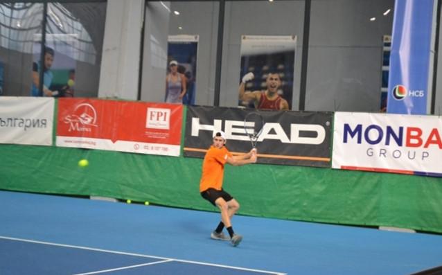 Габриел Донев се класира за втория кръг на турнира в
