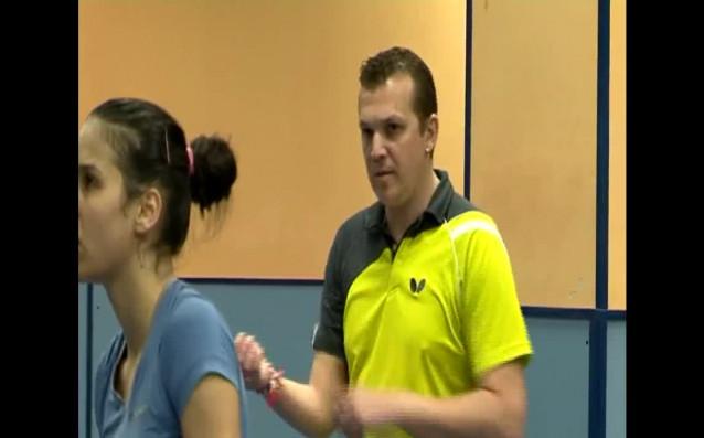 Националният отбор по тенис на маса започна подготовка за старта