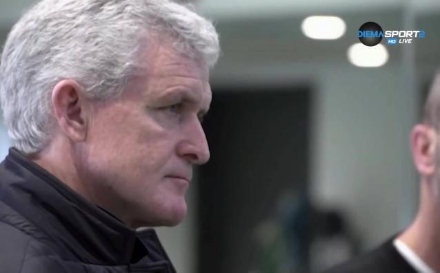 Саутхемптън търсеше нов мениджър, след като Маурисио Пелегрино бе освободен.