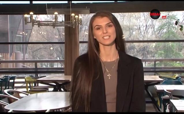 Центърът на Марица Пловдив Нася Димитрова застана пред камерата на