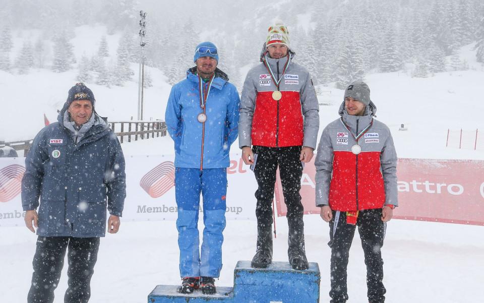 Трето злато за Веселин Цинзов от държавното първенство