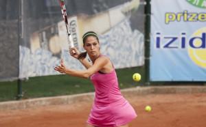 Изабелла Шиникова даде само гейм на испанка в Хамамет