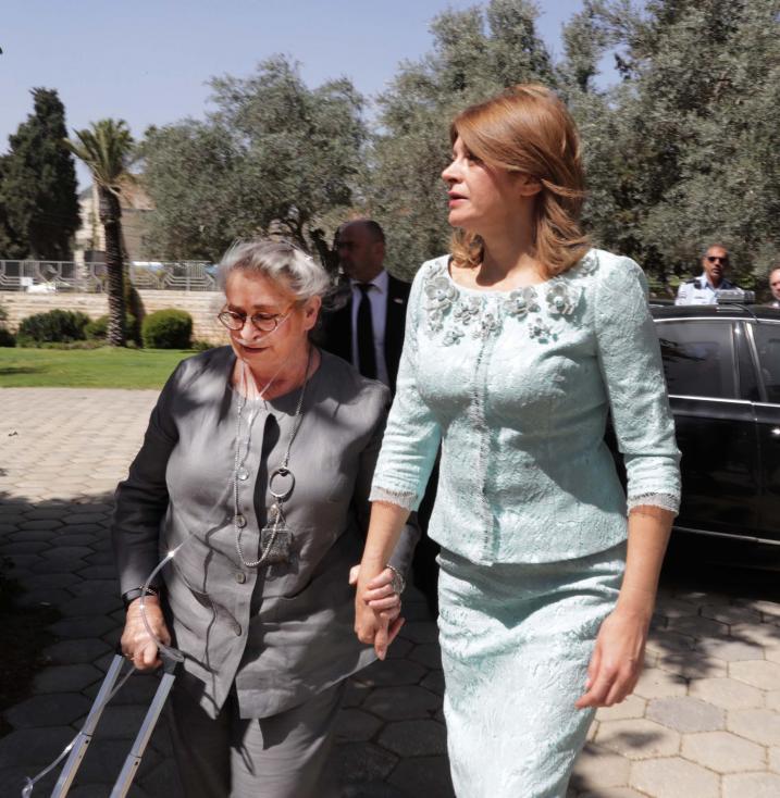 - От 20 до 22 март президентът Румен Радев е на официално посещение в Държавата Израел по покана на президента Реувен Ривлин. С него е и първата дама.
