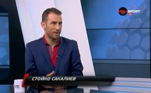 Сакалиев: Знам как ще свършат мачовете на Лудогорец с Верея и Ботев, титлата се решава извън терена