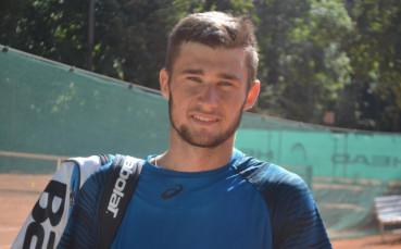 Габриел Донев стигна втория кръг в Анталия