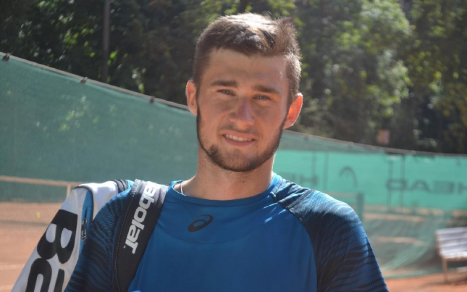 Габриел Донев стигна третия кръг в Нови Сад