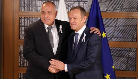 Борисов: Имаме нужда от подредени отношения с Турция