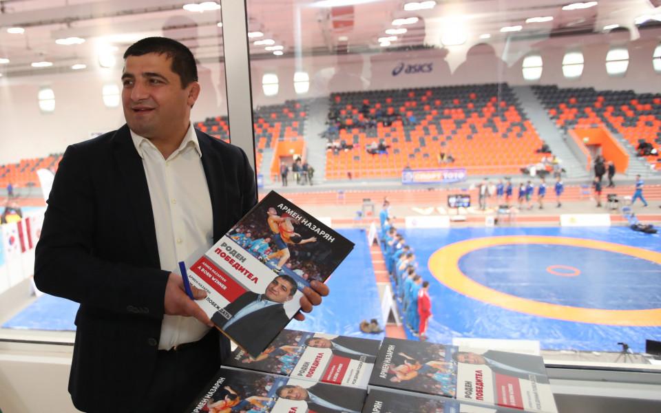 Армен Назарян: Не съм пострадал в катастрофа