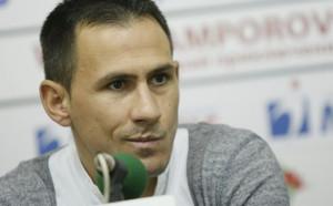 Живко Миланов тренира, но не е ясно кога се връща