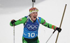 Домрачова спечели спринта в Тюмен, Кузмина взе малката световна купа