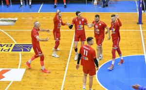 ЦСКА съумя да излъже Монтана и изравни серията