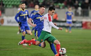 Футболните ни национали в Букурещ, в неделя летят за Унгария