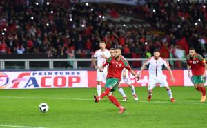 Мароко шокира Сърбия