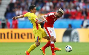 Кешеру игра 70 минути при победа на Румъния в Израел